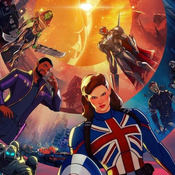 Фото №1 - Кто из «Мстителей» появится в мультсериале «Что, если…» от Disney+ и Marvel ✨