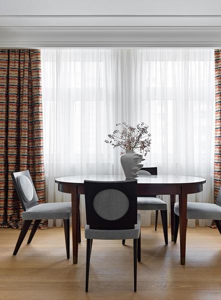Фото №4 - Американская классика для квартиры в Москве 155 м²