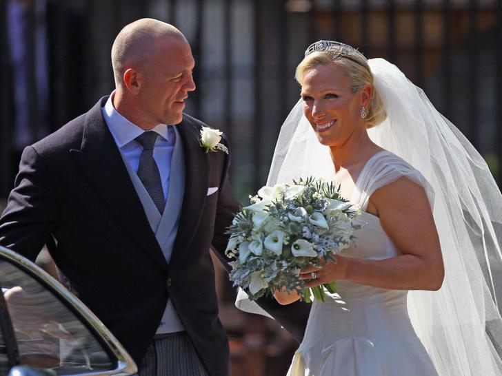 Фото №4 - Особое доверие: кому из королевских невест Елизавета II одолжила самую дорогую тиару