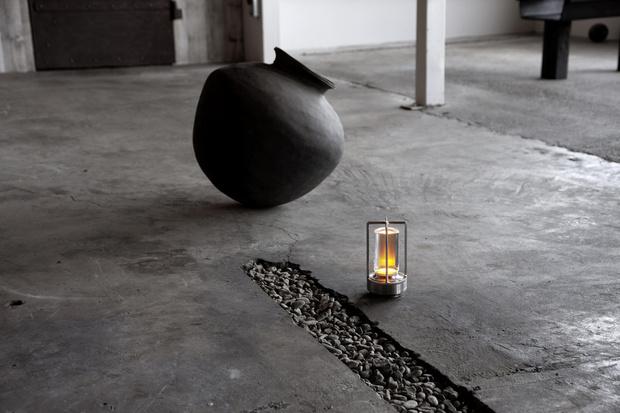 Фото №2 - Портативная лампа Turn+ по дизайну Нао Тамуры