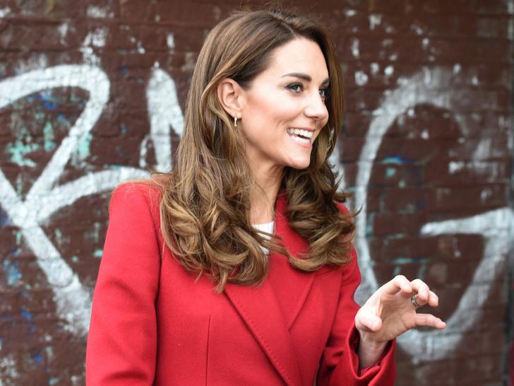 Фото №1 - Отложенный тренд: самая необычная модная привычка герцогини Кейт