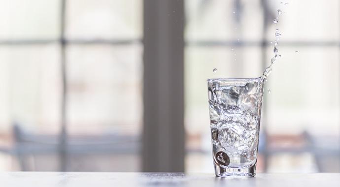 Пить больше воды!
