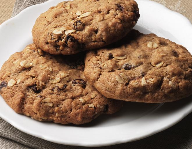 злаковое печенье в домашних условиях