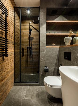 Фото №12 - Европейский интерьер московской квартиры 90 м² для иностранца