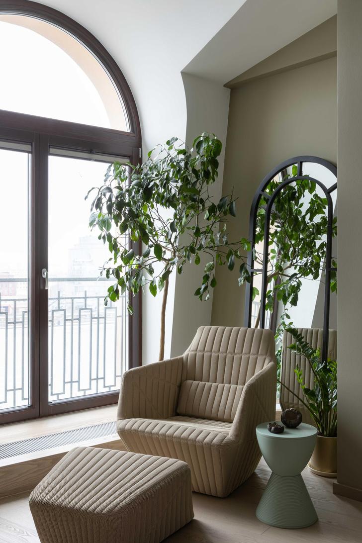 Фото №14 - Квартира в мансарде в центре Петербурга