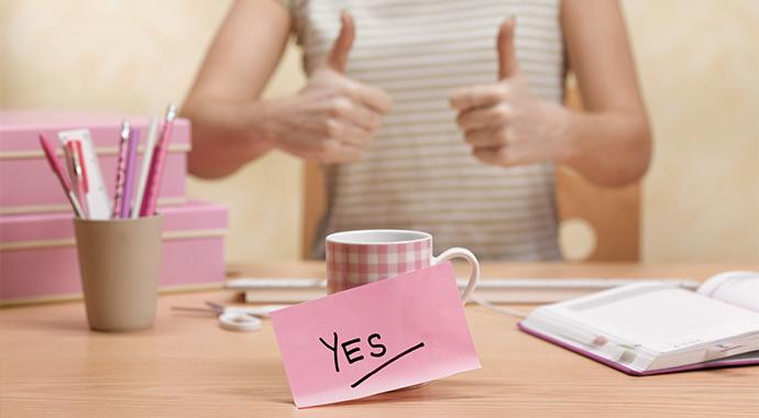 Как сказать настоящее «Да»