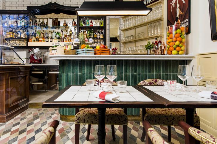 Фото №6 - Уютный ресторан Numa в Риме