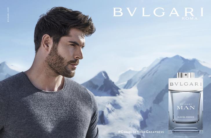 Фото №1 - Мужской аромат Bvlgari Man Glacial Essence