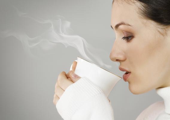 Фото №1 - Имбирный чай от простуды: 4 ароматных рецепта на любой вкус