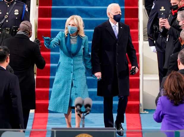 Фото №1 - Новая эпоха: 8 любопытных фактов об инаугурации Джо Байдена