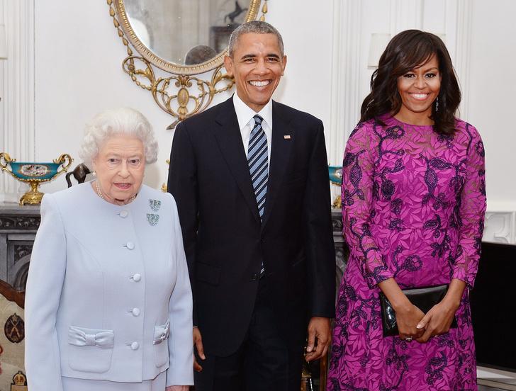 Фото №2 - Жизнь по протоколу: что нельзя делать женам президентов