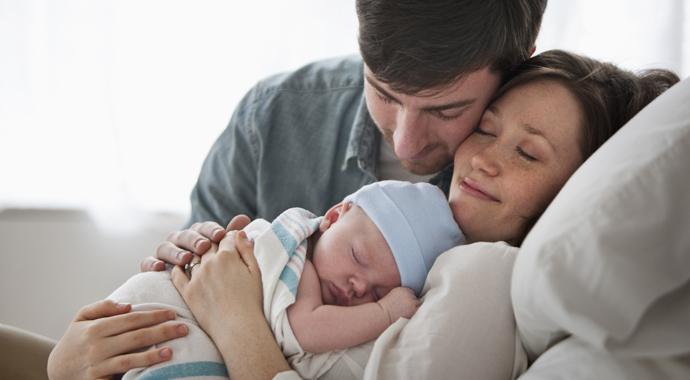 Как я заново влюбилась в своего мужа на родах