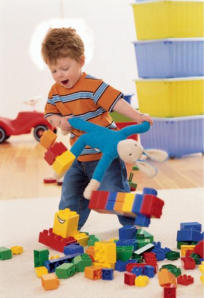 Фото №2 - Направить энергию ребенка в мирное русло