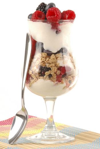 Фото №2 - Меню здоровых завтраков: топ-5