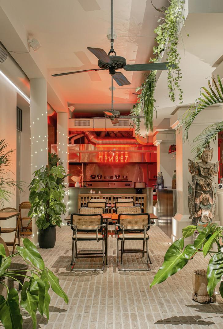 Фото №9 - «Тайский привет»: паназиатское дизайнерское кафе в Киеве