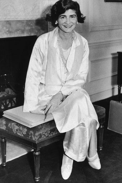 Коко Шанель, 1931 год