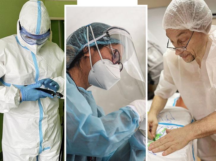 Фото №1 - Почему люди становятся волонтерами: три непростые истории от первого лица