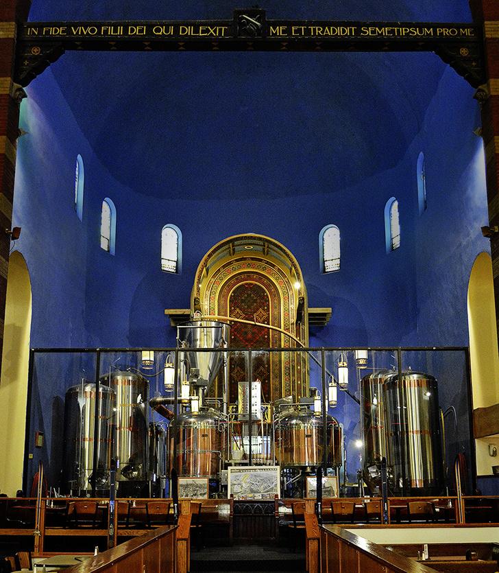 Фото №7 - Есть всюду свет: новая жизнь бывших церквей
