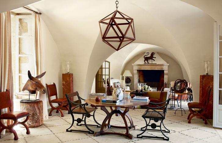 Фото №1 - Дом декоратора Франсуа Катру в Провансе
