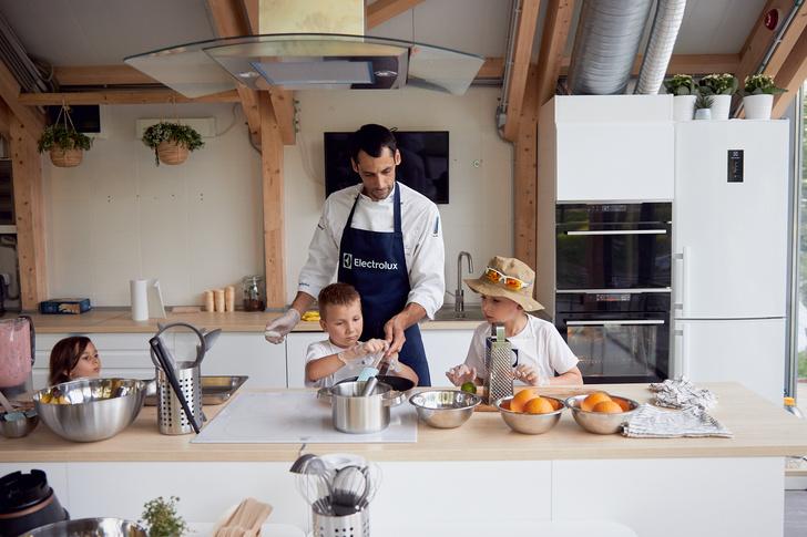 Фото №8 - Открытие нового кулинарно-садоводческого пространства на ВДНХ