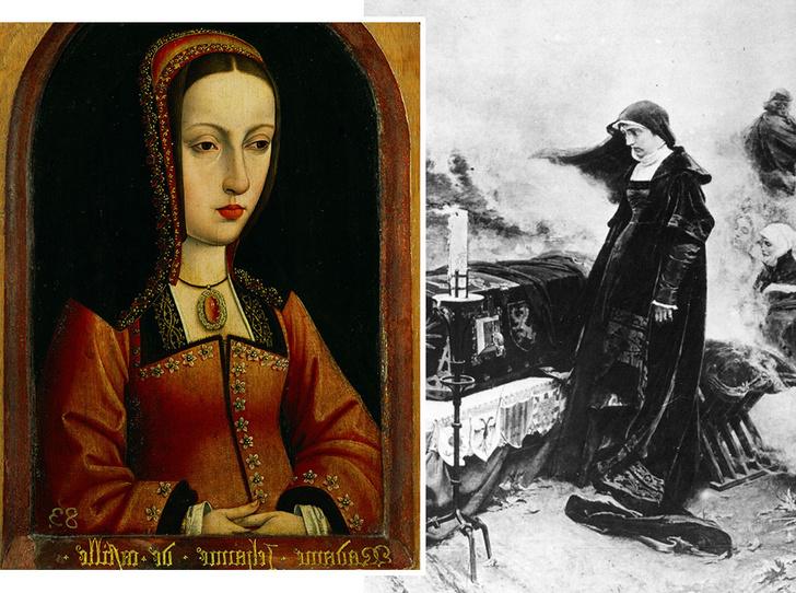 Фото №1 - Хуана I Безумная: как любовь к мужу свела с ума королеву Кастилии