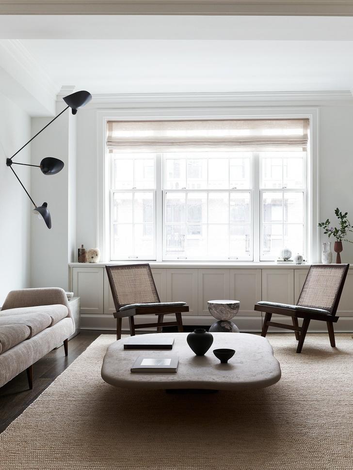 Фото №1 - Квартира нью-йоркского коллекционера искусства