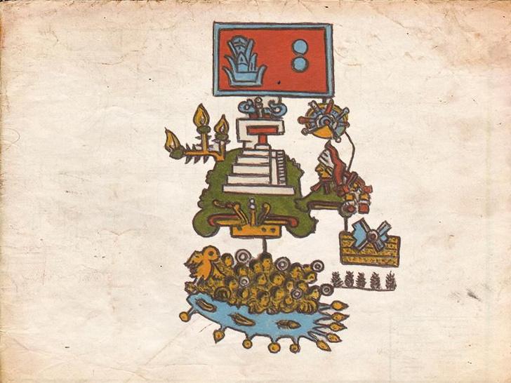 Фото №1 - Ученые расшифровали ацтекскую рукопись XVI века