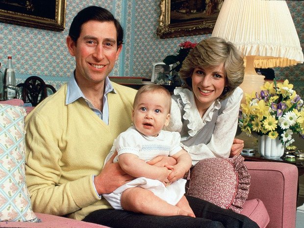 Фото №4 - Неожиданная реакция Королевы при виде новорожденного принца Уильяма