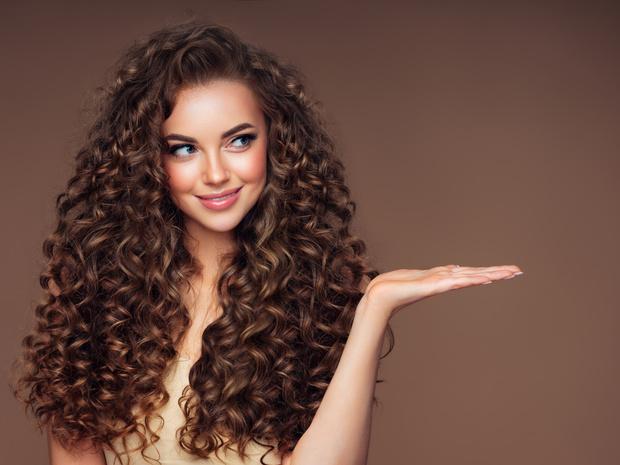 Афро кудри как делать фото на длинные волосы как делаются отзывы плойка