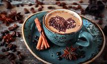 Кофе с чипотле и горьким шоколадом
