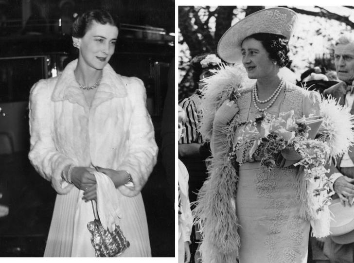 Фото №1 - Неизвестная история вражды принцессы Марины Кентской и Королевы-матери