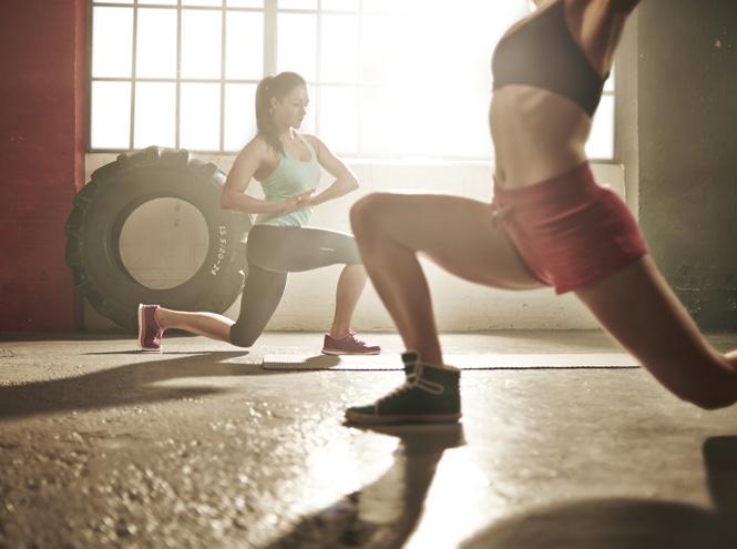 Фото №3 - Почему силовые тренировки необходимы даже худеющим