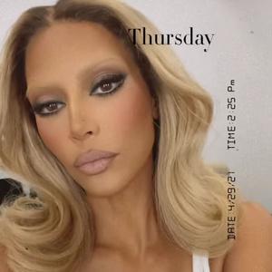 Фото №4 - Блондинка в законе: Ким Кардашьян осветлила брови, и теперь ее не узнать🤯