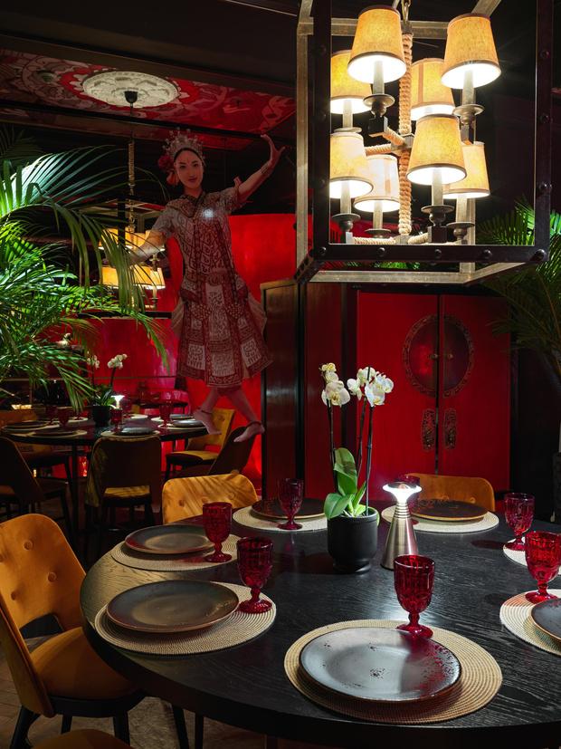 Фото №8 - Обновленный ресторан Black Thai