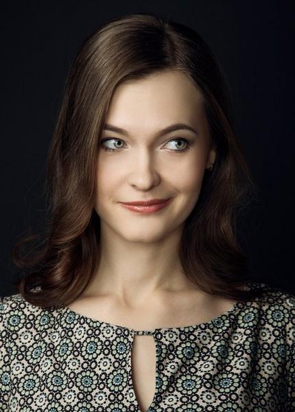 Анастасия Малеванова - красноярская актриса