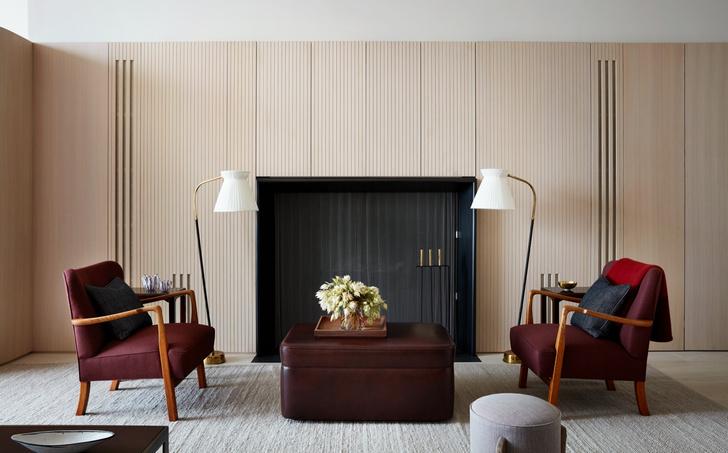 Фото №3 - Дизайнерские апартаменты с видом на Гудзон