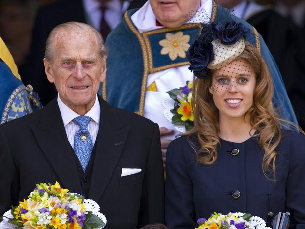 Фото №1 - Два главных урока жизни, которые принц Филипп дал своим внукам