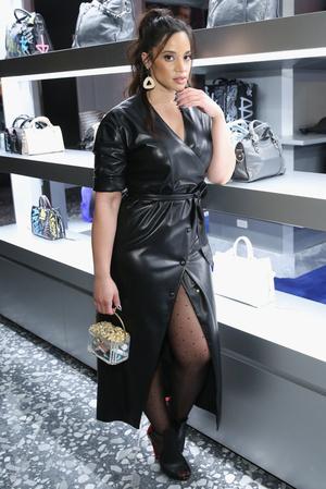 Фото №4 - Правила шопинга для девушек plus size: от маленького черного платья до джинсов