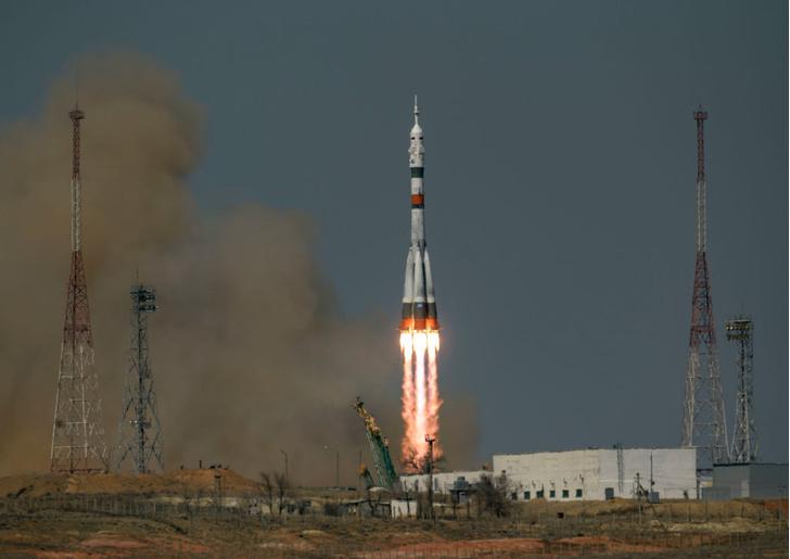 Фото №8 - Опасный Алтай: клещи, местные и ракеты с Байконура