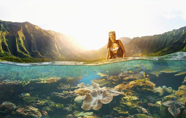 Фото №1 - Тест: смогла бы ты выжить на необитаемом острове?