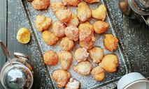 Пончики из тыквы