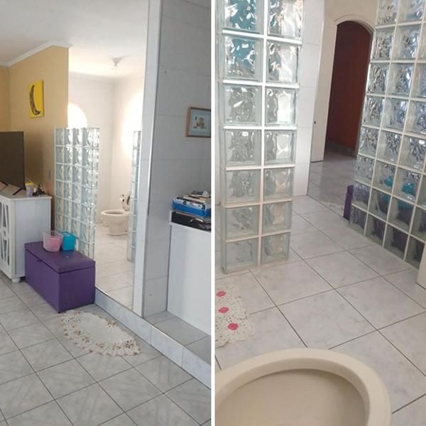 Фото №9 - Не надо так: 23 реальных фото ванных с ужасным ремонтом