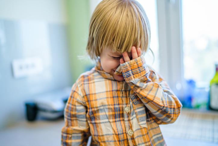 Детское нытье как реагировать
