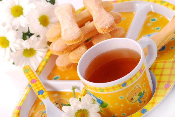 Фото №1 - Чай, кофе и какао в детском меню
