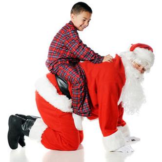 Фото №2 - Деды Морозы бывают разными...
