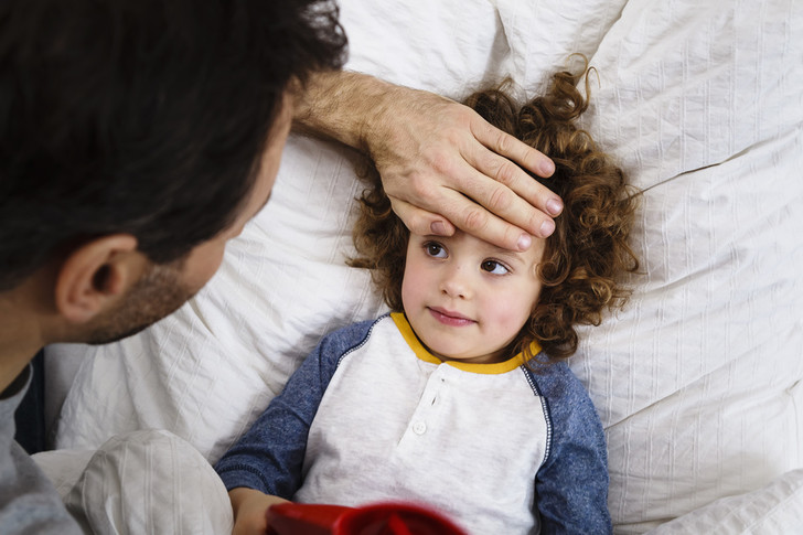 Мононуклеоз у детей лечение