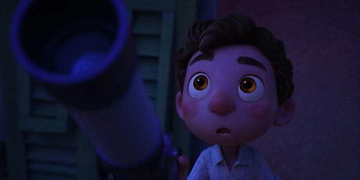 Фото №10 - 10 невероятно прекрасных и трогательных сцен из мультфильма «Лука» от Pixar 🌊