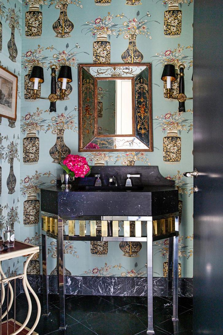Фото №6 - Эклектичная квартира с антиквариатом в Мадриде