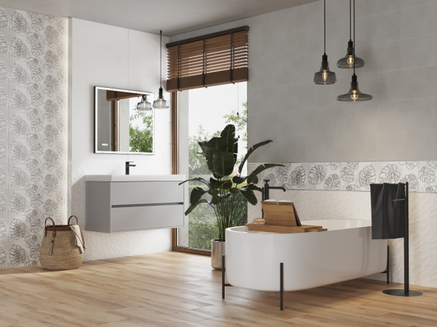 Фото №8 - Интерьер ванной как с обложки: идеи и решения