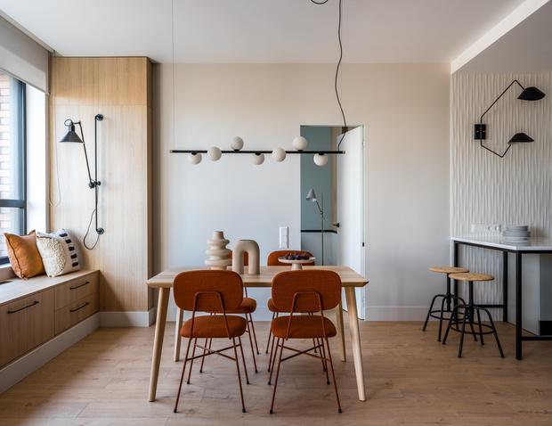 Фото №5 - Стильная квартира 60 м² для сдачи в аренду